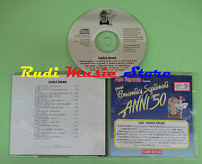 CD ROMANTICI SCATENATI 50 56B CHARLIE BROWN compilation 1994 PLATTERS DION*(C27)