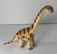 """2002 Schleich Brachiosaurus Dinosaur 6.5"""" Figure"""