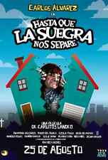HASTA QUE LA SUEGRA NOS SEPARE Y SELLADA DVD PELICULA PERUANA CINE PERUANO