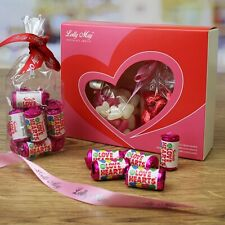 "Personalised ""Lolly May"" Valentine Sweet Box"