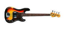 James Jamerson's 1962 Fender Precision Bass Guitar Greeting Card, DL size