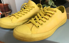 CONVERSE Size 10 Mustard Yellow Counter Climate Water Repellent Unisex Rare
