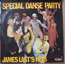 THE MUSIC SWEEPERS SPECIAL DANSE PARTY ON JAMES LAST'S HITS  FRENCH LP
