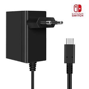 Alimentatore Trasformatore Caricabatteria Da Rete Per Nintendo Switch mar