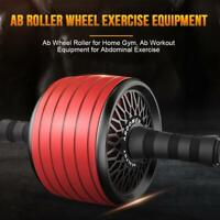 Pro Ab Roller Exercise Wheel For Abdominal Core Strength Training Workout