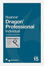 Nuance Dragon Professional Individual V.15 Wireless
