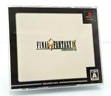 Final Fantasy IX 9 Ultimate Hits - Playstation PS1 JAP Japan complet