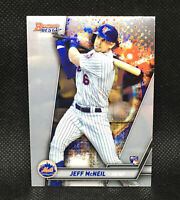 2019 Bowmans Best Jeff McNeil RC NEW YORK METS Rookie #36