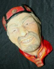 Bossons CHEN (1970) Chalkware Character Head Wall hanging