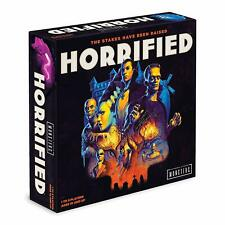 Universal Monsters Horrified Game Strategy Ravensburger Board Game New Exclusive
