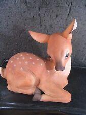 1979 RJ Brown Ltd Ed FANNY the Fawn Farm Series Baby Animals Ltd Ed