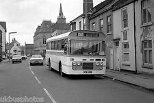 Demonstrator NTW438M on hire to OK Motor Services Bishop Auckland Bus Photo
