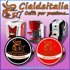 1050 cialde caffè Cialdeitalia GRANCREMA compatibile A MODO MIO