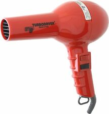 ETI Red Turbo Hair Dryer Professional 2000 Fast Powerful 1500w Salon Favourite