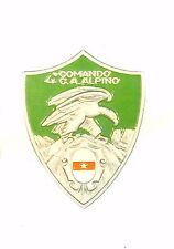 C5196) ALPINI, COMANDO 4 CORPO D'ARMATA ALPINO.