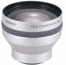 Sony VCLHG2037X  VCL-HG2037X Converter Lens for some Sony Camcorders