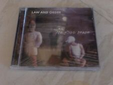 LAW AND ORDER - THE GLASS HOUSE CD 12 TRACKS - NEW
