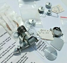 Fox .049 Fai Racing Engine plus Various New Glow Heads + Gaskets + Other Parts