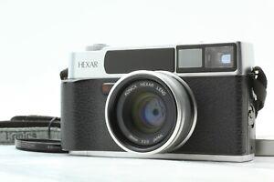 【N MINT++】 Konica Hexar AF Silver 35mm Rangefinder Film Camera from JAPAN #21123