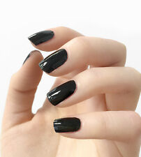 Authentic Incoco Nail Polish 16Double-Ended Strips by It's a Nail-Black Jack