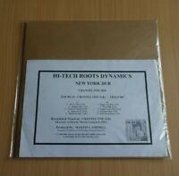 HI-TECH ROOTS DYNAMICS - New York Dub - Vinyl LP - Martin Campbell - DUB REGGAE