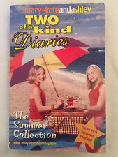 mary kate and ashley Two Of A Kind Diaries Book                              B50