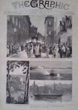 Antique (Pre-1900) White Original Art Prints