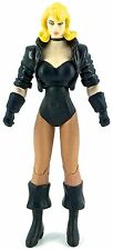 DC Universe: Infinite Heroes 2008 BLACK CANARY (3-PACK FIGURE) - Loose