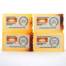ECZEMA & PSORIASIS Relief - Organic Soap Sample Pack for Itchy and Red Skin Care