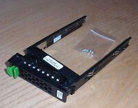 HDD Caddy Rahmen Tray 2.5 A3C40135103 Primergy TX150 RX200 RX300 RX350 S7 S8 NEW