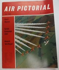 Air Pictorial Magazine Short Skyvan & Syrian Campaign July 1970 FAL 062215R2
