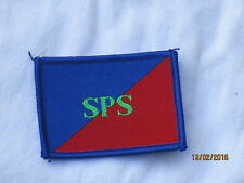 Adjutant Generale corpo d'armata, SPS, TRF, patch, distintivi, Staff & Personnel Services