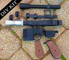"Star Wars Han Solo Replica Cosplay Gun Blaster DL44 DL 44 ANH Kit Prop 12"""