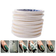 Manicure Nail Art Tool Tips Tape Sticker Guide Stencil Tape Roll Sticker kang