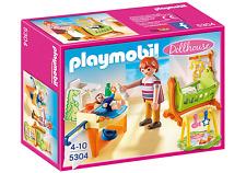 YRTS 5304 Playmobil - Habitación del Bebé con Cuna ¡Nuevo en Caja! ¡New!