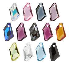 Genuine SWAROVSKI 6670 De-Art Crystals Pendants * Many Sizes & Colors