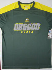 NCAA Oregon Ducks Champion Impact Color Blocked T Shirt Large NWT New