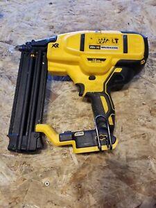 "DeWalt DCN680 20v XR 18 Gauge Brad Nailer. Brushless ""Tool Only"" Dated 2020"