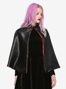 VAMPY CAPE Halloween girls vampire cape