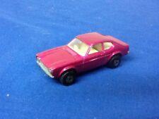 1970 Matchbox Series Superfast 54 Ford Capri Lesney England Pink
