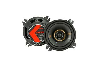 """Kicker Audio KS 4"""" (100 mm) Coaxial Speaker System 47KSC404"""