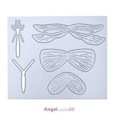 Butterfly Dragonfly Joint DIY Scrapbook Craft Embroidery Cutting Die