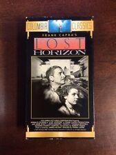 Lost Horizon (VHS, 1989) Ronald Colman VHSshop.Com Pre Owned