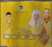 Masterboy-Show Me Colours cd maxi single