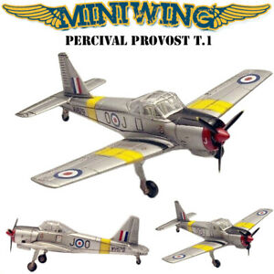1/144 Miniwing Percival PROVOST T.1 RAF British Air Force - Plastic Model Kit