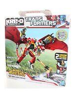 KRE-O Create it 199pc SET A2201 TRANSFORMERs Ripclaw Strike Beast Hunters Kreon