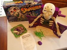 SKWORMS THE WORM CRAWLING UP GAME PARKER BROS 1996 VERY GOOD COND FREE SHIPPING