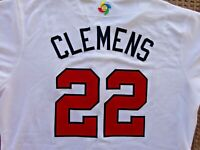2006 WBC World Baseball Classic Roger Clemens #22 USA Game Jersey Size 48 NEW !!