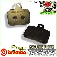Brembo Brake Pads Ceramic Rear Ducati Multistrada S 2007 - 2009