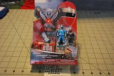 Power Rangers SUPER Megaforce Legendary Key Alien rangers Red Blue Black